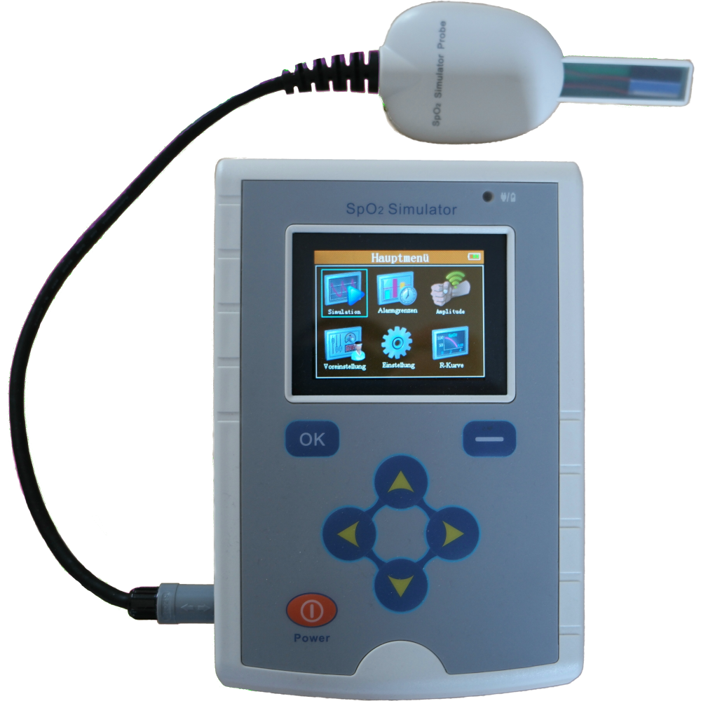 SpO2 Simulatoren