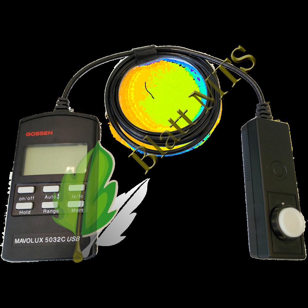 Beleuchtungsstärke Messgerät
